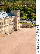 Гатчинский дворец (2015 год). Редакционное фото, фотограф Александр Щепин / Фотобанк Лори