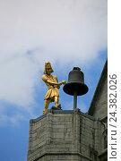 Купить «Belgium, Flanders, Flemish Brabant, Leuven, Louvain, Jaquemart», фото № 24382026, снято 22 августа 2018 г. (c) mauritius images / Фотобанк Лори
