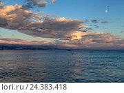 Купить «At the Croatian Adriatic Sea», фото № 24383418, снято 21 августа 2018 г. (c) mauritius images / Фотобанк Лори
