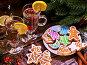 Still life of cinnamon and mulled wine by the glass., фото № 24385626, снято 26 ноября 2016 г. (c) Gennadiy Poznyakov / Фотобанк Лори