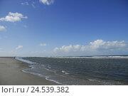 Купить «Beach, coast, width, scenery,», фото № 24539382, снято 6 октября 2009 г. (c) mauritius images / Фотобанк Лори