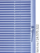 Купить «Windows, sealed, Venetian blind, medium close-up, detail, grip, window grip, darkens, darkened, rooms, room, inside, darkly, absence, anonymity, closed...», фото № 24570322, снято 23 июля 2008 г. (c) mauritius images / Фотобанк Лори