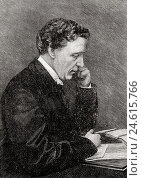 Купить «Charles Lutwidge Dodgson, 1832-1898, better known by his pen name Lewis Carroll. English writer, mathematician, logician, Anglican deacon, and photographer...», фото № 24615766, снято 18 января 2018 г. (c) age Fotostock / Фотобанк Лори
