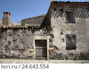 Купить «Italy, Sardinia, Pozzomaggiore, house, old, detail, Europe, island, destination, building, structure, residential house, architecture, dilapidatedly, renovation...», фото № 24643554, снято 15 января 2009 г. (c) mauritius images / Фотобанк Лори