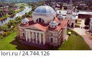 Борисоглебский Собор. Стоковое фото, фотограф Борис Мошнин / Фотобанк Лори