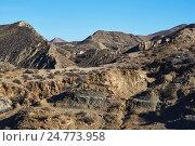 Купить «Пустыня Табернас в Испании», фото № 24773958, снято 22 декабря 2016 г. (c) Alexander Tihonovs / Фотобанк Лори
