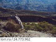 Пустыня Табернас в Испании (2016 год). Стоковое фото, фотограф Alexander Tihonovs / Фотобанк Лори
