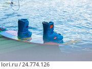 Вейкборд wakeboard (2016 год). Редакционное фото, фотограф Рамиль Бакиров / Фотобанк Лори