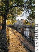 Купить «Каналы Санкт-Петербурга. Городской пейзаж», эксклюзивное фото № 24813422, снято 7 октября 2008 г. (c) Александр Алексеев / Фотобанк Лори