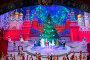Кремлевская новогодняя Елка, эксклюзивное фото № 24833154, снято 5 января 2017 г. (c) Михаил Ворожцов / Фотобанк Лори