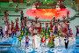 Кремлевская Новогодняя Елка, эксклюзивное фото № 24833246, снято 5 января 2017 г. (c) Михаил Ворожцов / Фотобанк Лори