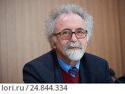 Berlin, Germany, lawyer Wolfgang Daeubler (2016 год). Редакционное фото, агентство Caro Photoagency / Фотобанк Лори