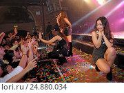 Купить «4th Impact perform live at G-A-Y Featuring: 4th Impact Where: London, United Kingdom When: 05 Dec 2015 Credit: Chris Jepson/WENN.com», фото № 24880034, снято 5 декабря 2015 г. (c) age Fotostock / Фотобанк Лори