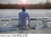 Крещение. Стоковое фото, фотограф Лазаренко Светлана / Фотобанк Лори