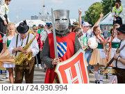 Купить «Фестиваль немецких традиций Das Fest 2016 на ВДНХ», эксклюзивное фото № 24930994, снято 6 августа 2016 г. (c) Владимир Князев / Фотобанк Лори