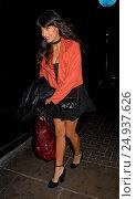 Купить «Urban Decay x Gwen Stefani - VIP dinner at Hotel Chantelle Featuring: Jameela Jamil Where: London, United Kingdom When: 08 Dec 2015 Credit: WENN.com», фото № 24937626, снято 8 декабря 2015 г. (c) age Fotostock / Фотобанк Лори