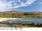 Calgary Bay, Isle of Mull, Scotland, UK. June 2015. Стоковое фото, фотограф Alex Hyde / Nature Picture Library / Фотобанк Лори