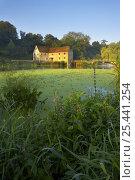 Купить «Sturminster Mill on the River Stour, Sturminster Newton, Dorset, England, UK», фото № 25441254, снято 20 августа 2018 г. (c) Nature Picture Library / Фотобанк Лори