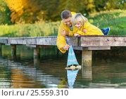Купить «Family weekend», фото № 25559310, снято 1 октября 2016 г. (c) Raev Denis / Фотобанк Лори