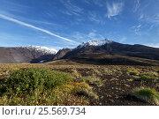 Козельский вулкан на полуострове Камчатке, фото № 25569734, снято 10 сентября 2016 г. (c) А. А. Пирагис / Фотобанк Лори
