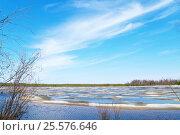 Купить «Весенний пейзаж», фото № 25576646, снято 6 мая 2015 г. (c) Икан Леонид / Фотобанк Лори