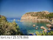 Остров Родос. Стоковое фото, фотограф Elena Kucherenko / Фотобанк Лори
