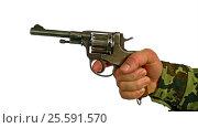 Start of production of the old shot gun. Стоковое фото, фотограф Oleksandr Khalimonov / Фотобанк Лори
