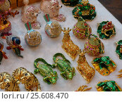 Сувениры из Таиланда. Стоковое фото, фотограф Борис Плеханов / Фотобанк Лори