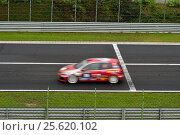 Race car track. Стоковое фото, фотограф Alexey Matushkov / Фотобанк Лори