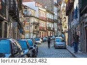Street of Porto (2015 год). Редакционное фото, фотограф Юлия Белоусова / Фотобанк Лори