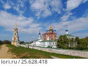 Купить «Ryazan Kremlin, Russia», фото № 25628418, снято 4 мая 2016 г. (c) Boris Breytman / Фотобанк Лори