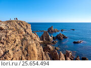 Las Sirenas in the Cabo de Gata-Nijar Natural Park. Spain (2016 год). Стоковое фото, фотограф Alexander Tihonovs / Фотобанк Лори