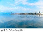 Купить «View of Baku city», фото № 25659982, снято 12 сентября 2016 г. (c) Elena Odareeva / Фотобанк Лори