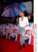 Купить «Britain's Got Talent London Auditions Featuring: Alesha Dixon Where: London, United Kingdom When: 26 Jan 2016 Credit: WENN.com», фото № 25677506, снято 26 января 2016 г. (c) age Fotostock / Фотобанк Лори