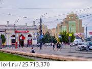 Купить «Улицы Челябинска», фото № 25713370, снято 15 апреля 2012 г. (c) Хайрятдинов Ринат / Фотобанк Лори
