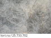 Кристаллы льда, фото № 25733702, снято 8 марта 2017 г. (c) Иванова Анастасия / Фотобанк Лори