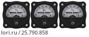 Купить «OHSAS 18001. The percent of implementation. Indicator», иллюстрация № 25790858 (c) WalDeMarus / Фотобанк Лори