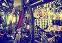 Man in helmet chooses convenient bike, фото № 25794090, снято 21 марта 2017 г. (c) Яков Филимонов / Фотобанк Лори