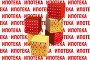 Ипотека. Красные и желтые кубики с окнами на фоне слов., иллюстрация № 25827090 (c) Варенов Александр Владимирович / Фотобанк Лори