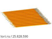 Купить «Двенадцать простых карандашей», фото № 25828590, снято 23 марта 2017 г. (c) Наталья Гармашева / Фотобанк Лори
