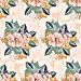 Бесшовный декоративный узор,  цветы, иллюстрация № 25835846 (c) Наталия Кузнецова / Фотобанк Лори