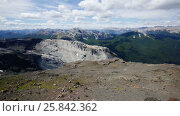 Купить «Spectacular view on Tronador volcano of the Southern Andes and Alerce and Castano Overa glaciers», видеоролик № 25842362, снято 9 марта 2017 г. (c) Яков Филимонов / Фотобанк Лори