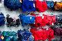 Женское белье на витрине магазина, фото № 25843926, снято 28 марта 2017 г. (c) Сергей Тагиров / Фотобанк Лори