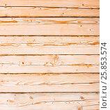 Купить «Стена из бруса в качестве деревянного фона», фото № 25853574, снято 23 марта 2017 г. (c) Юлия Мальцева / Фотобанк Лори