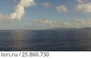 Купить «sea or indian ocean and blue sky», видеоролик № 25860730, снято 8 февраля 2017 г. (c) Syda Productions / Фотобанк Лори