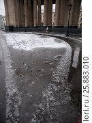 Купить «Петербург», фото № 25883010, снято 25 ноября 2016 г. (c) Владимир Попков / Фотобанк Лори