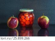 Яблочки. Стоковое фото, фотограф Лидия Хвесюк / Фотобанк Лори