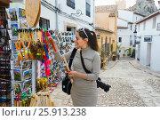 Купить «guadalest souvenirs», фото № 25913238, снято 5 мая 2016 г. (c) Яков Филимонов / Фотобанк Лори