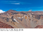 Купить «Самая высокая точка Японии и кратер вулкана Фудзи», фото № 25922614, снято 9 августа 2016 г. (c) Иван Марчук / Фотобанк Лори