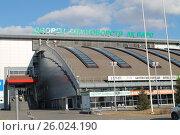 Казань, Дворец единоборств АК Барс (2017 год). Редакционное фото, фотограф Иван Носков / Фотобанк Лори